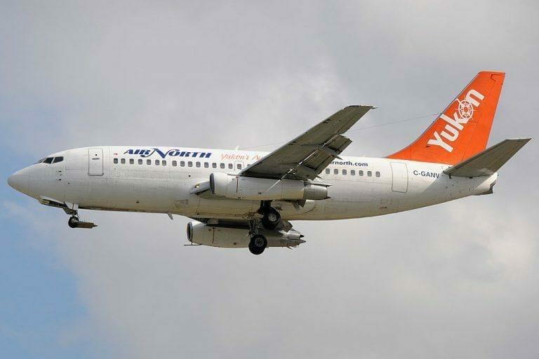 kaip žvyro takams paruošiamas Boeing 737?